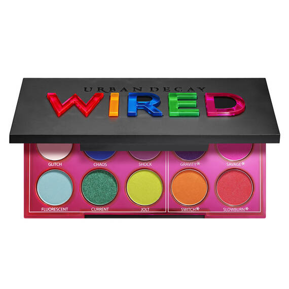 WIRED Pressed Pigment組合