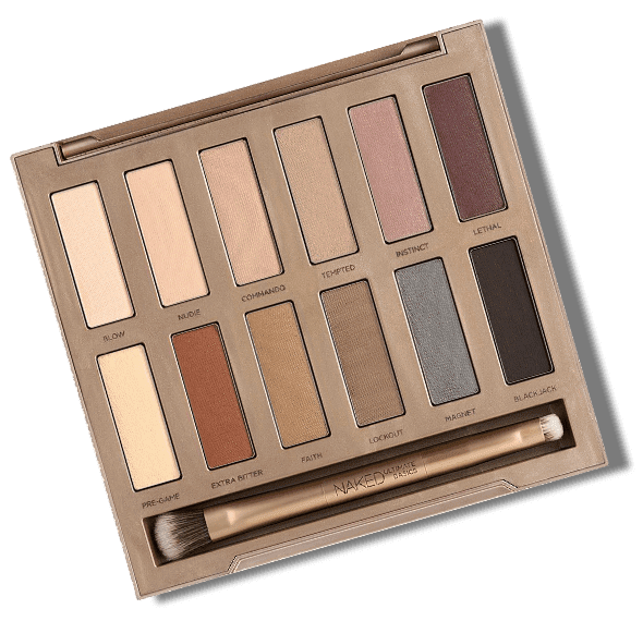 NAKE ULTIMATE BASICS PALETTE