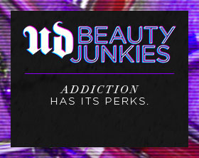 URBAN DECAY beauty junkies